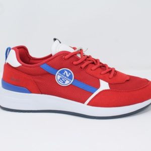 SNEAKER ROSSA – North Sails