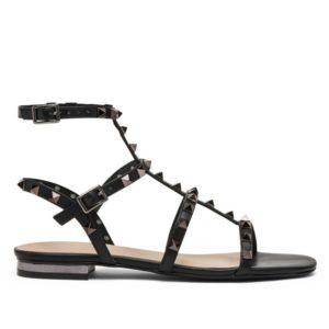 Sandalo schiava con borchie – Ovyè