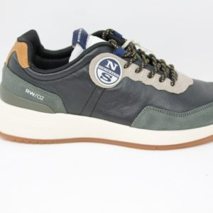 RW02AW20-SNEAKER LEATHER – North Sails