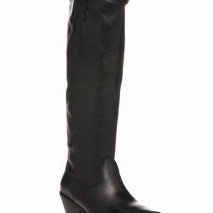 PFDX213L-Texano alto in pelle – Ovyè