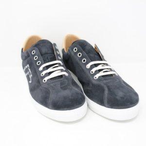 2650B-Sneaker camoscio – Frau